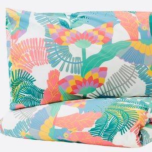 NWT IKEA King Size Duvet Cover & Pillow Case